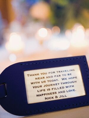 6 Destination Wedding Favor Ideas Weddings Planning