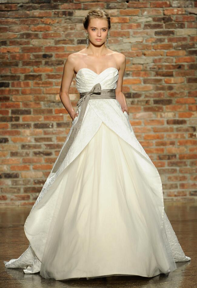 Haley Paige Spring 2014 Wedding Dresses/ Venice