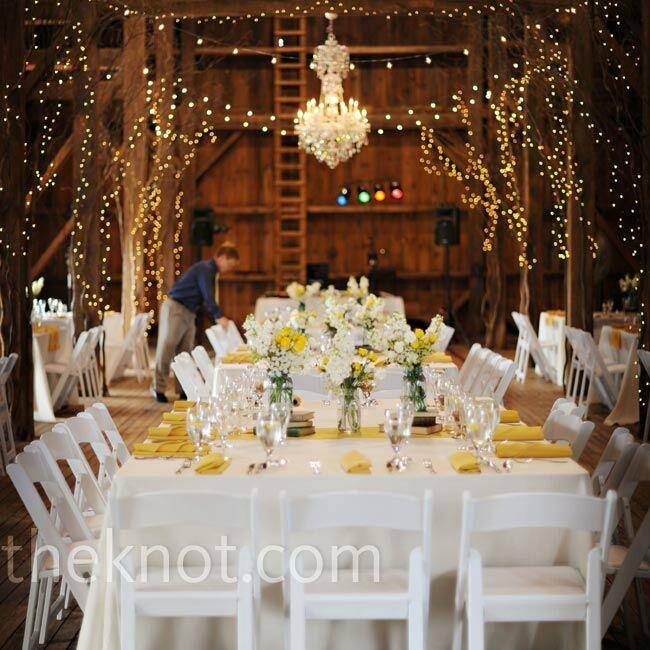 Casual Outdoor Wedding Reception Ideas: A Casual Outdoor Wedding In Dallas, PA