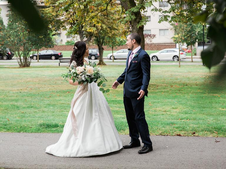 Star WarsThemed Wedding Featured Surprise Stormtroopers