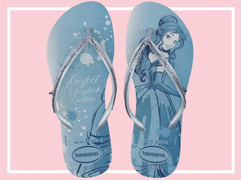 Disney Princess Havaianas Collection