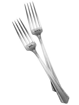 Mr. and Mrs. Forks