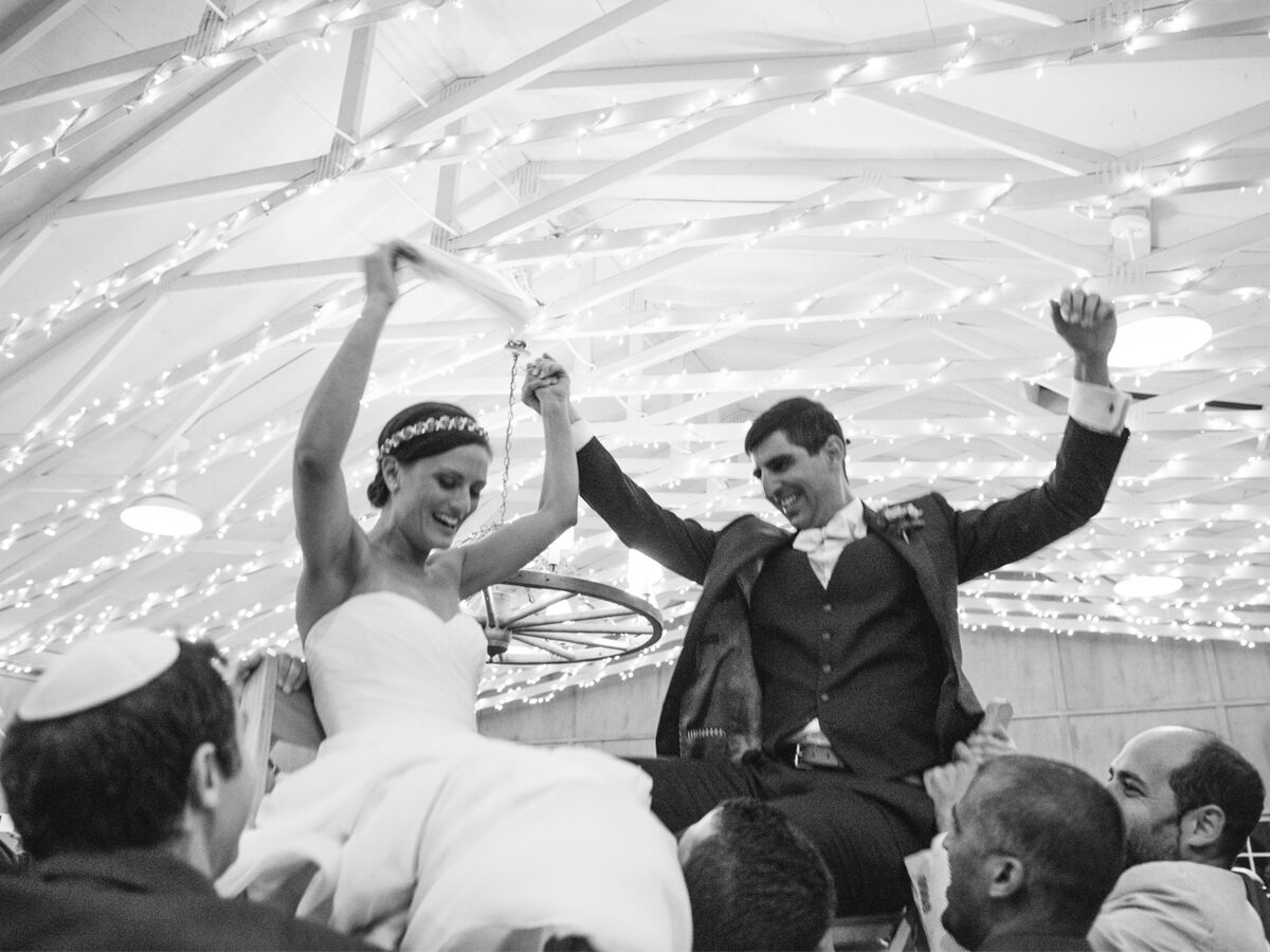 Wedding Receptions Jewish Reception Rituals