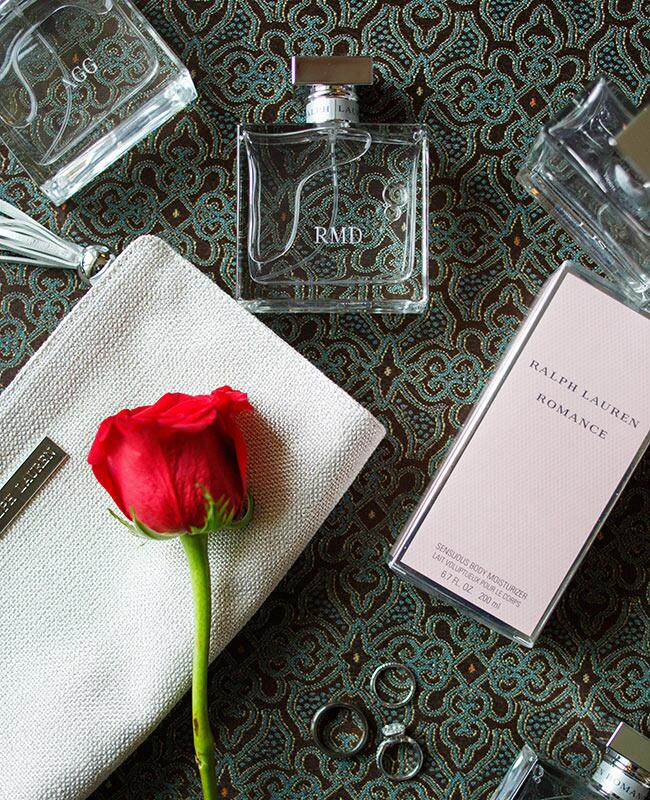 Perfume: Allan Zepeda Photography / TheKnot.com
