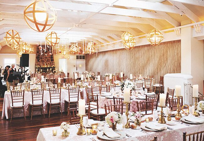 An Old Hollywood Meets Great Gatsby Wedding See The Photos