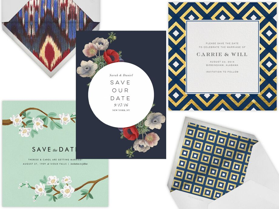Online Save-the-Date Etiquette (Plus Shop Our Favorites)