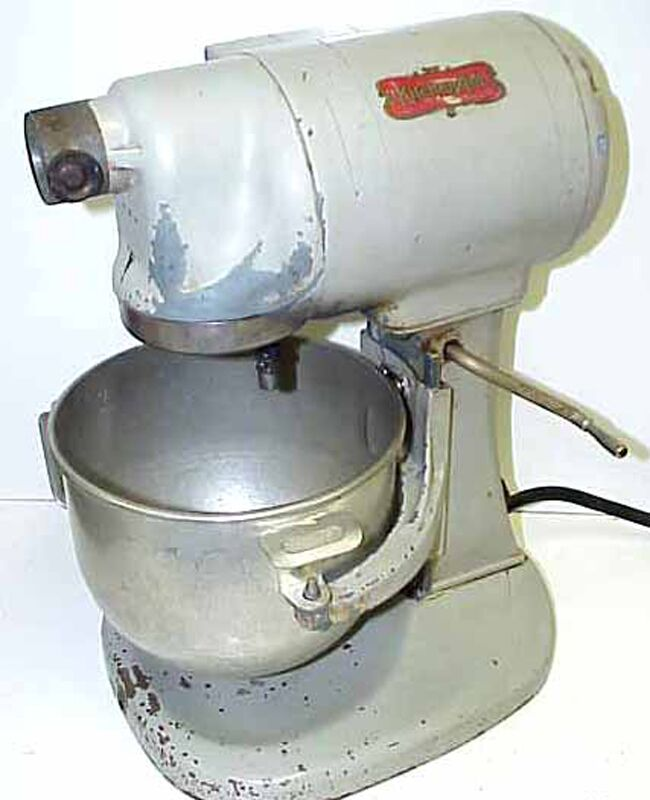 Ordinary How Much Are Kitchen Aid Mixers #4: 1930s KitchenAid