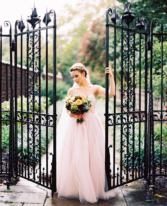Brides Who Didn't Wear White |<img class=