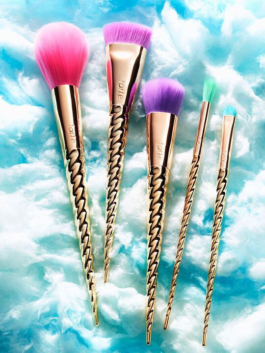 unicorn makeup brushes