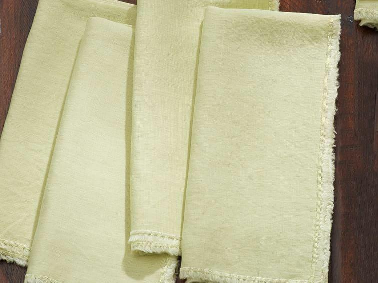 linen dinner napkins bridal shower gift