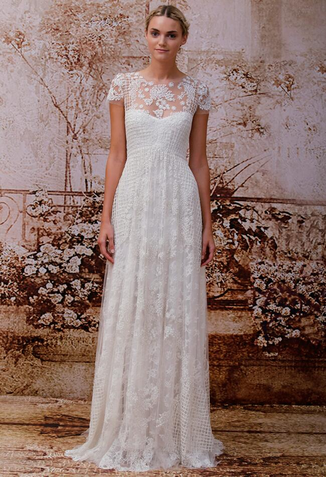 Monique Lhuillier Wedding Dresses Spring 2014/ Madison