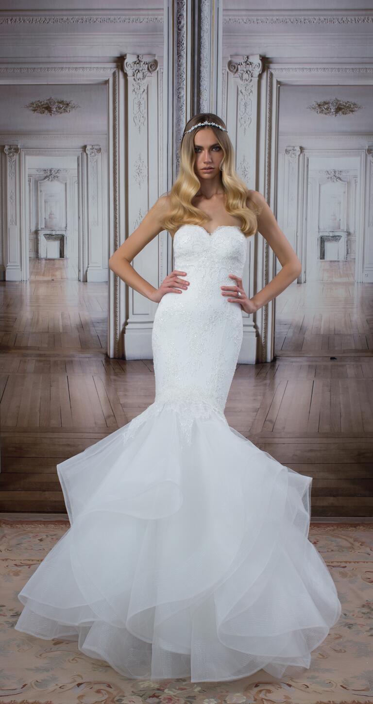 Wedding dress new york city : See every new pnina tornai wedding dress from the love