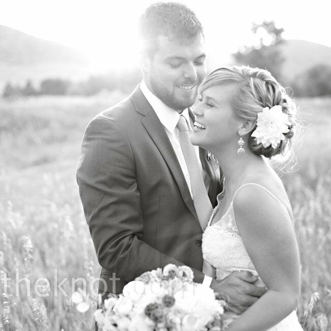 Cheap Wedding Dresses Raleigh Nc: A Rustic Outdoor Wedding In Littleton, CO