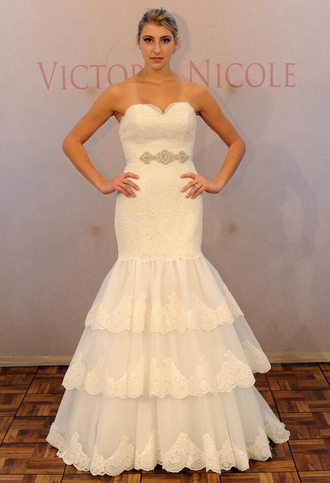 Victoria Nicole Spring 2014 Wedding Dresses