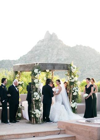 Wedding Ceremony // Mi Belle Photographers