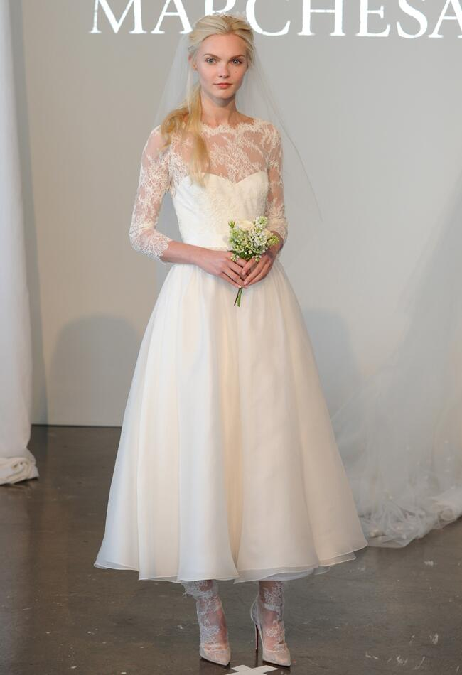 Marchesa Spring 2015 |<img class=