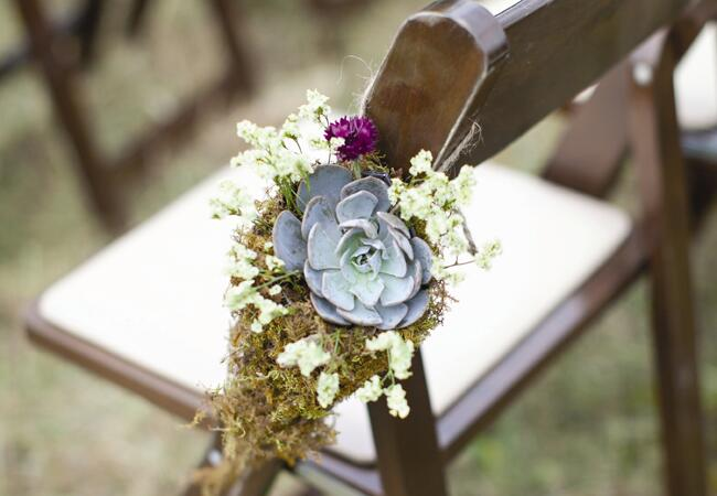 Photo: Peacock Photography // Featured: The Knot Blog