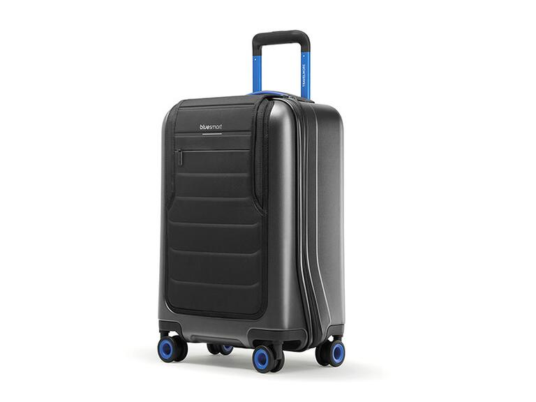 Bluesmart carry-on suitcase from Amazon
