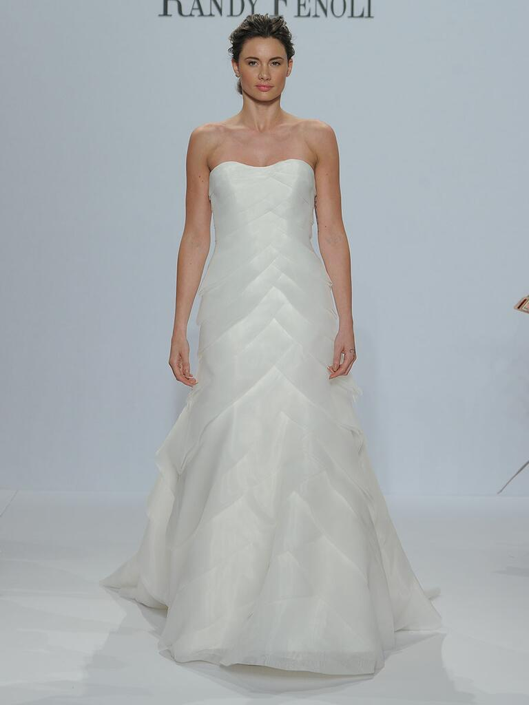 Strapless princess cut wedding dresses gown and dress for Princess cut wedding dresses