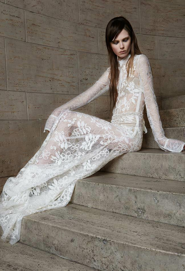 Vera Wang Spring 2015 | The Knot Blog