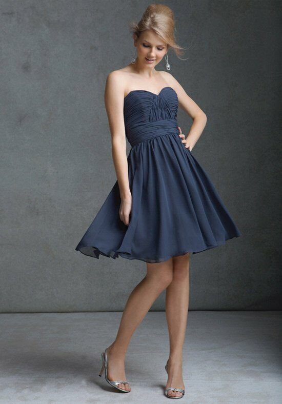 Mori Lee by Madeline Gardner Affairs 194 Bridesmaid Dress photo
