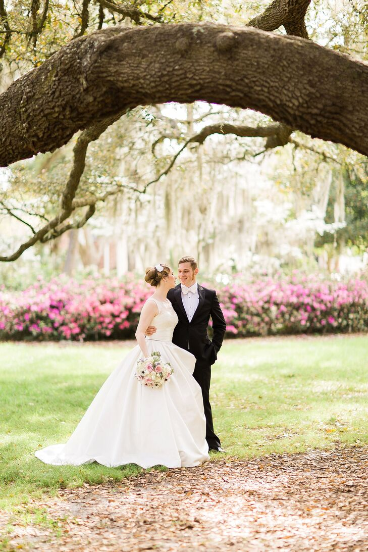 A Classic, 18th Century-Inspired Wedding at the Historic Thomas ...