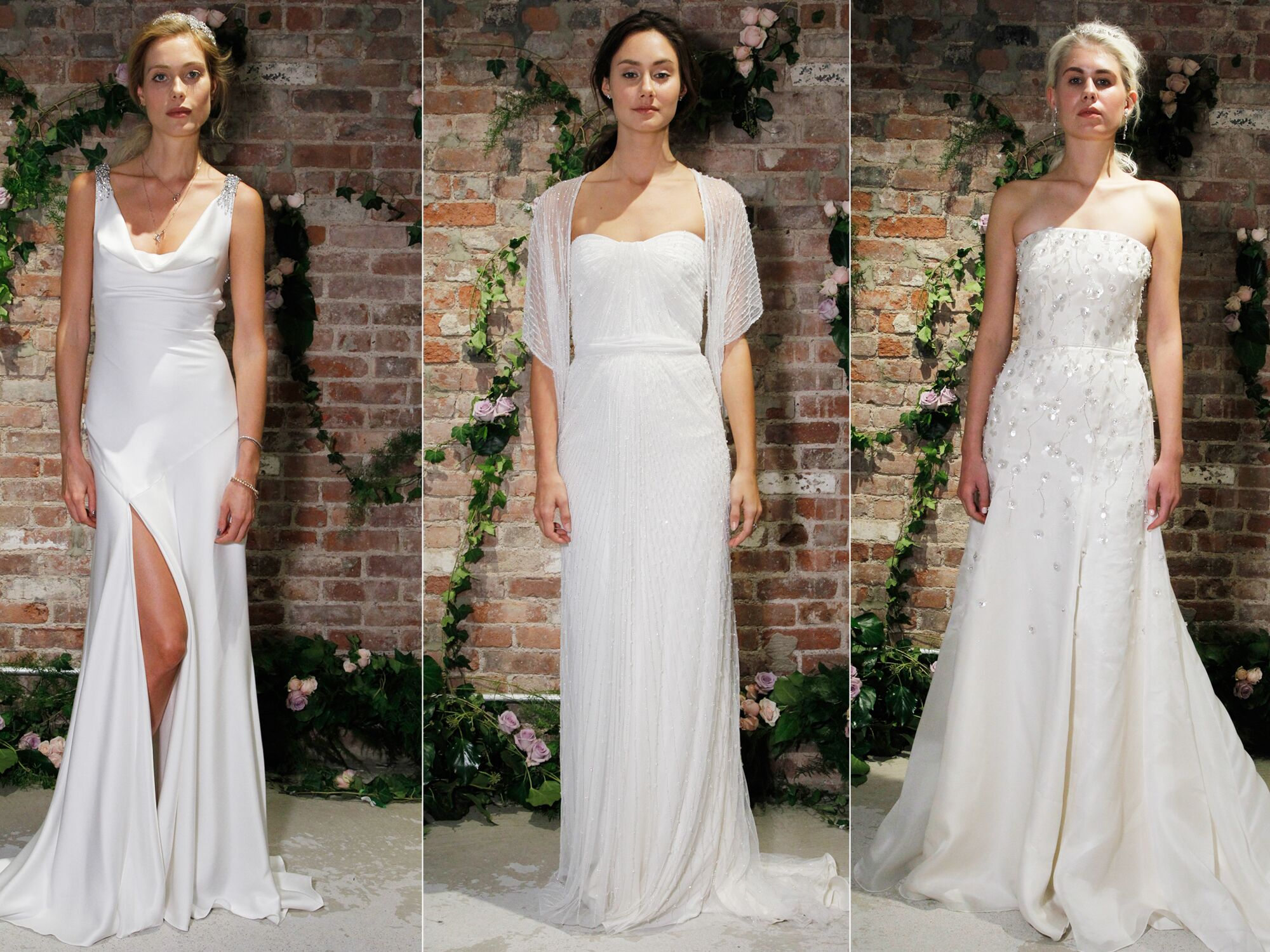 Wedding Gowns 2016: Jenny Packham Fall 2016 Collection: Wedding Dress Photos