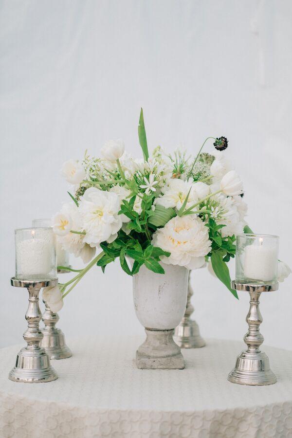 Tulip Wedding Centerpieces