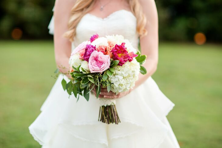 A Clover Forest Plantation Wedding In Goochland, Virginia