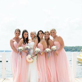 Preppy Bridesmaid Dresses