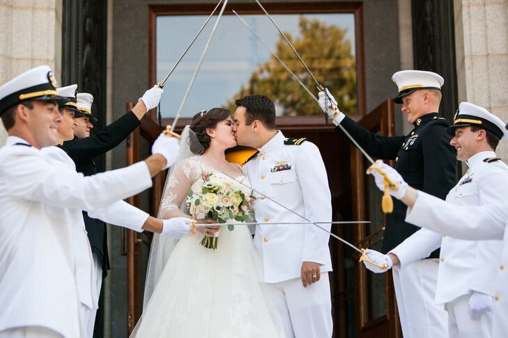 a classy vintage inspired wedding at united states naval