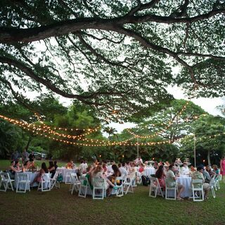 A Rustic Ranch Wedding in Oahu