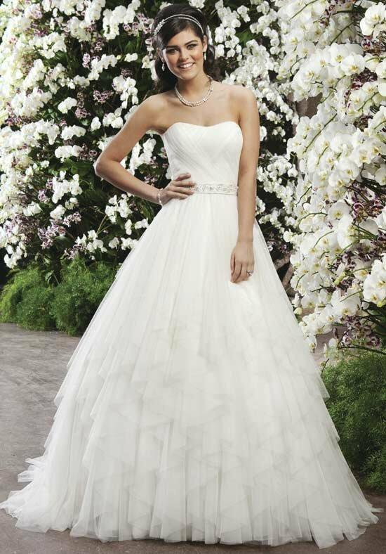 Sincerity Bridal 3723 Wedding Dress photo