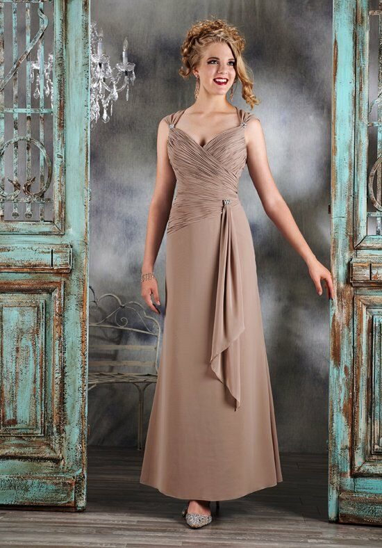 1 Wedding by Mary's Modern Maids M1458 Bridesmaid Dress photo