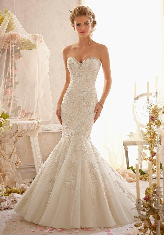 Mori Lee by Madeline Gardner 2623 Wedding Dress photo