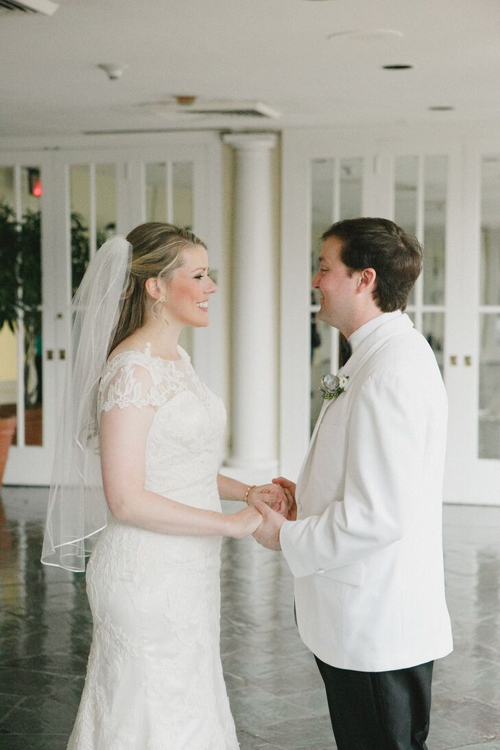 A French Quarter Wedding at Omni Royal Orleans in New Orleans, Louisiana