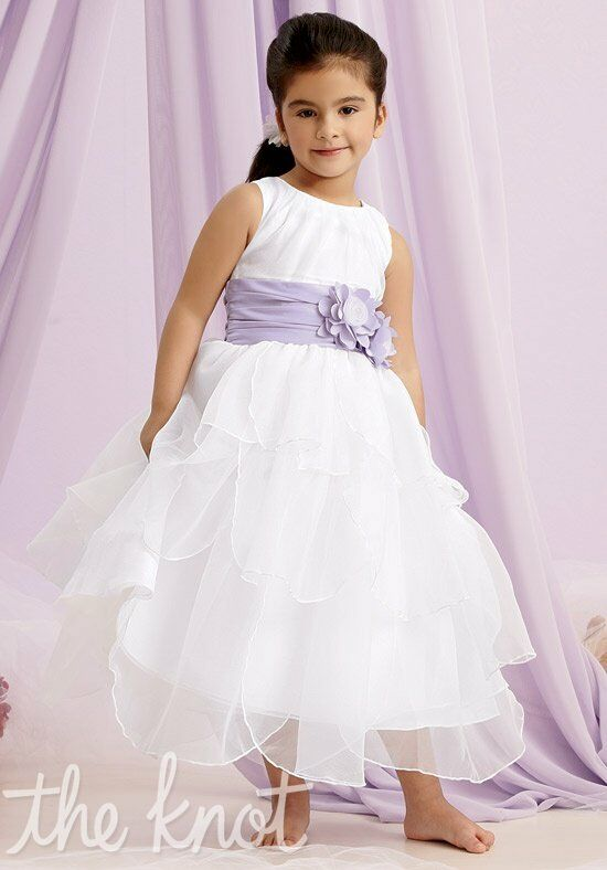Sweet Beginnings L120 Flower Girl Dress photo