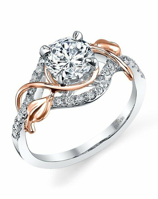 Parade Design Style R3118B from the LYRIA Collection Engagement Ring photo