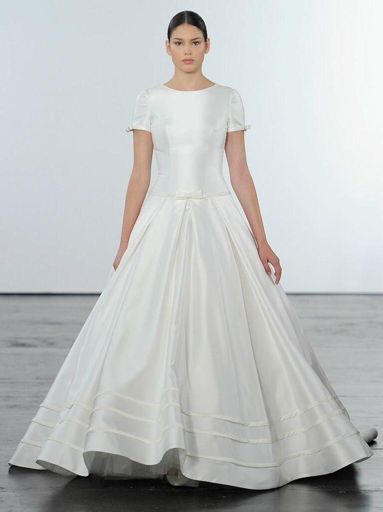 Kleinfeld wedding dresses 2018 summer