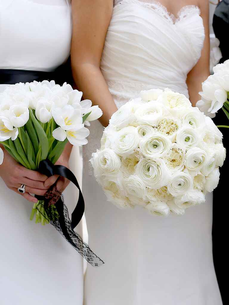 flower bouquets wedding 20 white wedding bouquet ideas 4145
