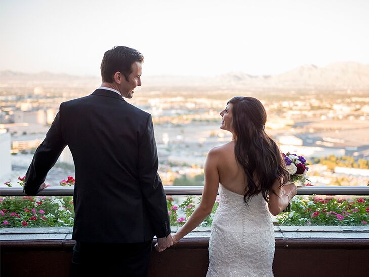 Las Vegas Real Weddings Inspiration