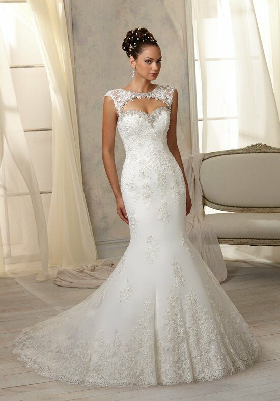 AF Couture: A Division of Mori Lee by Madeline Gardner 1285 Wedding Dress photo