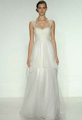 Christos Spring 2014 Wedding Dresses