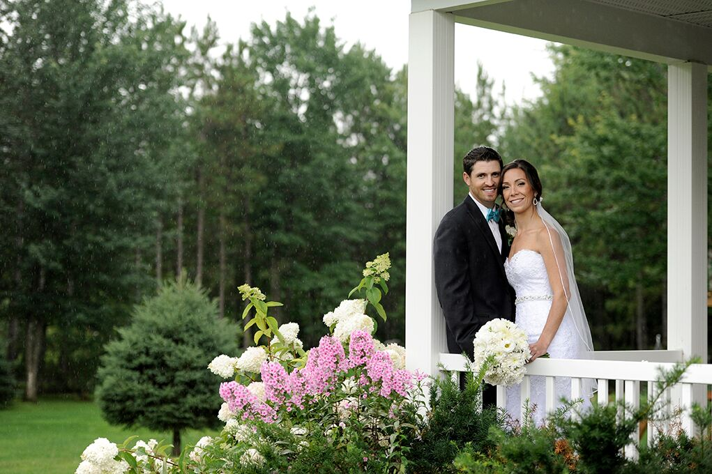 A Romantic Turquoise Wedding At Embrun Community Center Hall In Ontario Canada