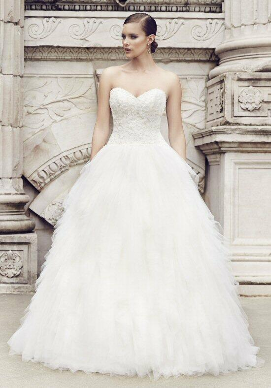 Paloma Blanca 4551 Wedding Dress photo