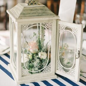 Vintage Wedding Decorations + Accents