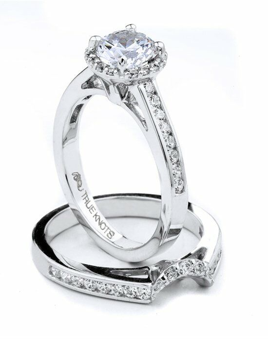 TRUE KNOTS True Woman - K2770 Engagement Ring photo