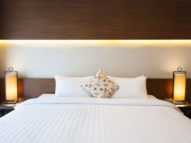 Wedding Night Hotel Room Booking Basics