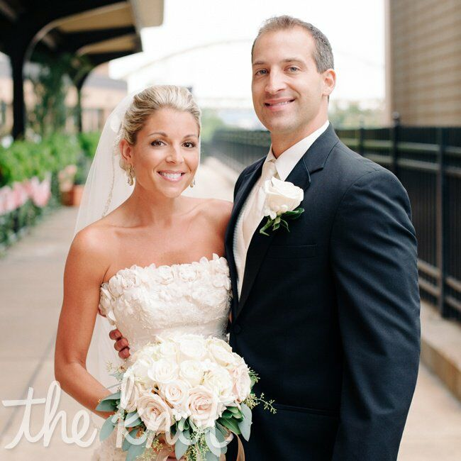 A Classic Wedding In Pittsburgh, PA