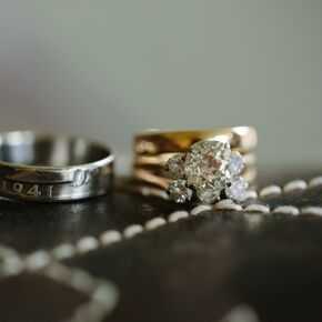 heirloom wedding ring - Country Wedding Rings